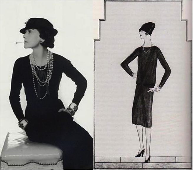 coco-chanel-and-lbd